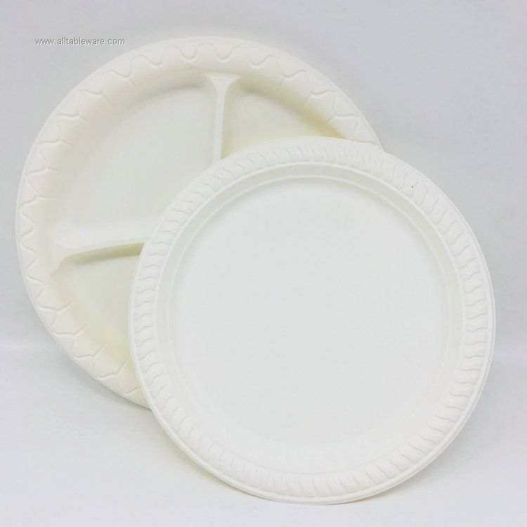 Wholesale Corn Starch Plate Of Corn Starch Food Container