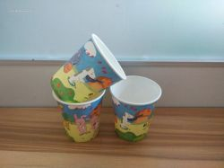 5oz disposable paper cup