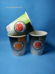 8oz disposable paper cup,coffee cup