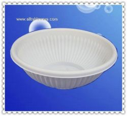 180ml biodegradable cornstarch bowl