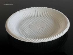 5inch cornstarch biodegradable plate